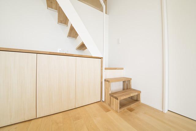 戸塚区の完全分離型二世帯住宅⑤畳のロフト