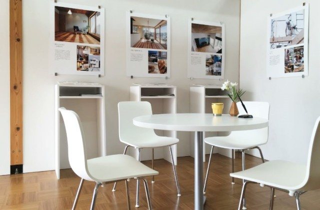 お気に入りの椅子「可もなく不可もないデザイン」