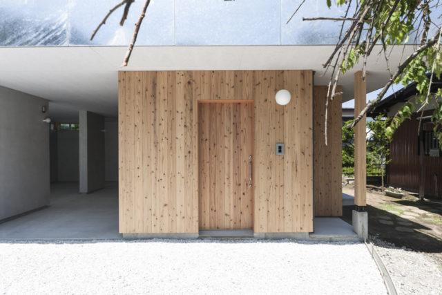 戸建て住宅事例 藤沢の家