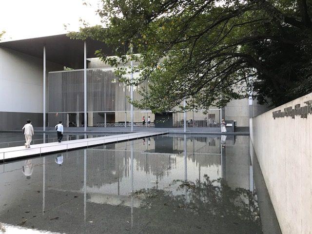 フォトジェニックな国立博物館