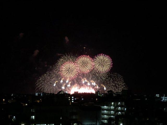 関東初上陸!世界最高峰の花火大会、サザン花火