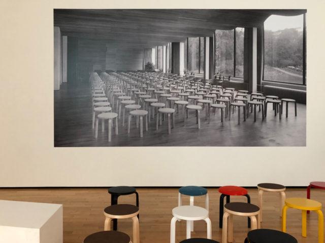 神奈川県立美術館 葉山館 アルヴァ・アアルト展