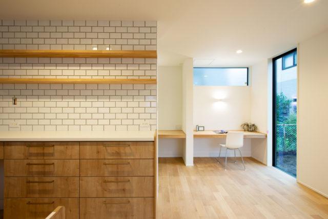 北鎌倉の家⑦「洗濯物どこに干す?」