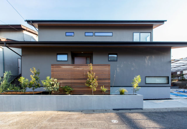 北鎌倉の家⑪「竣工写真」
