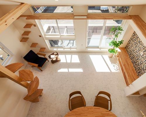 ペットと暮らす住まい&木造3階建て住宅 他