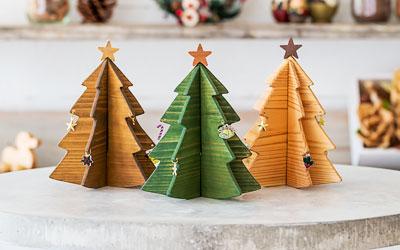 クリスマスツリーワークショップ2019