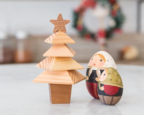 netsugi workshop christmas tree2019