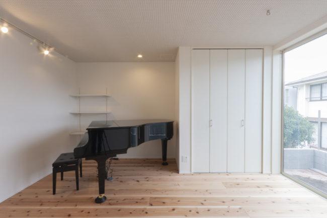 おうち時間を楽しむ「ピアノ」のある家