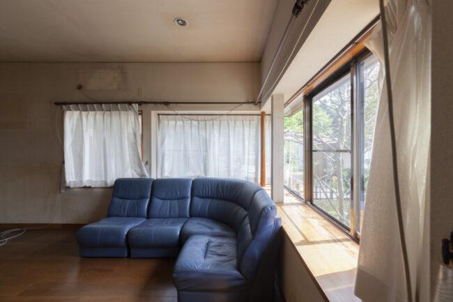 庭を取り込む家 ~リフォーム施工例~