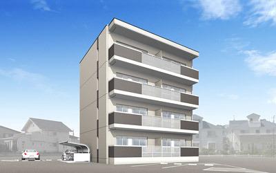 静岡市にて新築マンション完成見学会